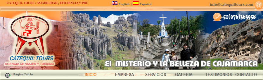 catequil tours cajamarca